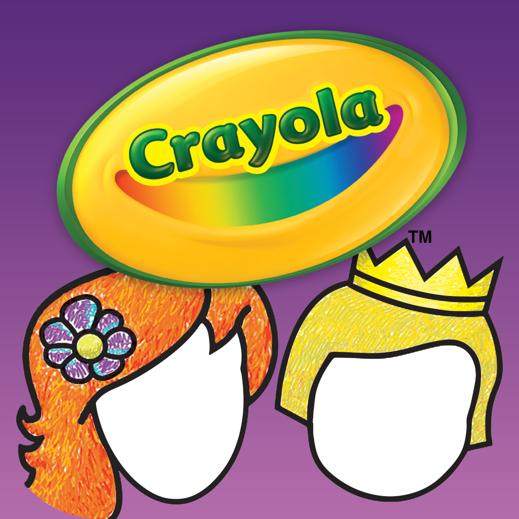 Crayola Silly Face Swaps