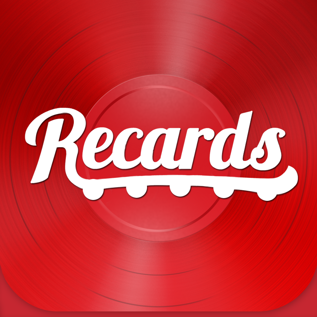 Recards - Your Personalized Voice Recorded Music Cards