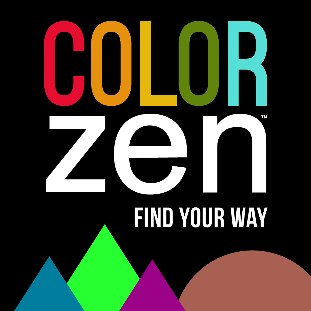 Kick Back And Relax With The Puzzling Color Zen
