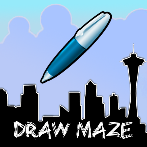 Draw Maze Lets Friends Draw and Send Mazes to Each Other