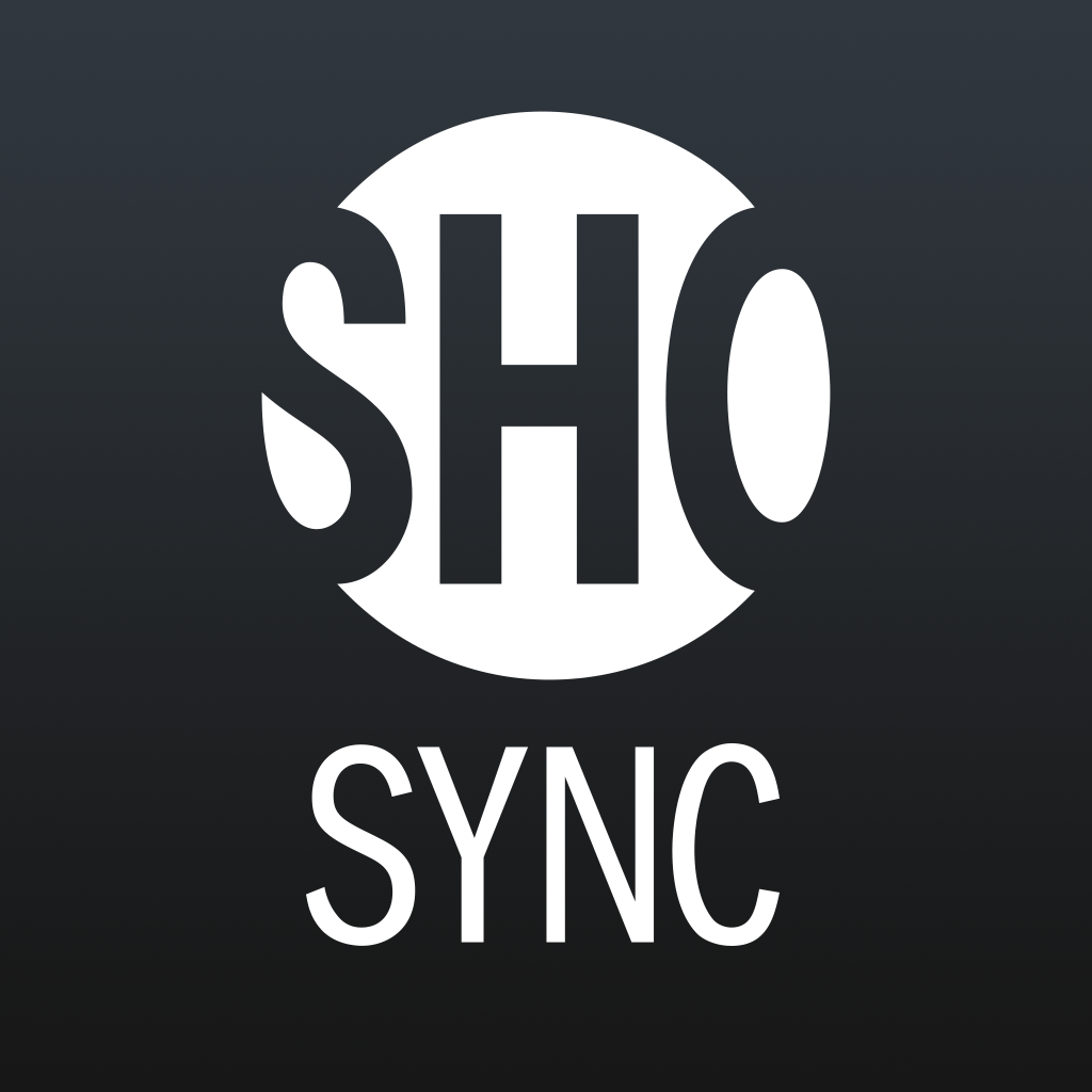 Showtime Sync – Second Screen app for Showtime Original Series