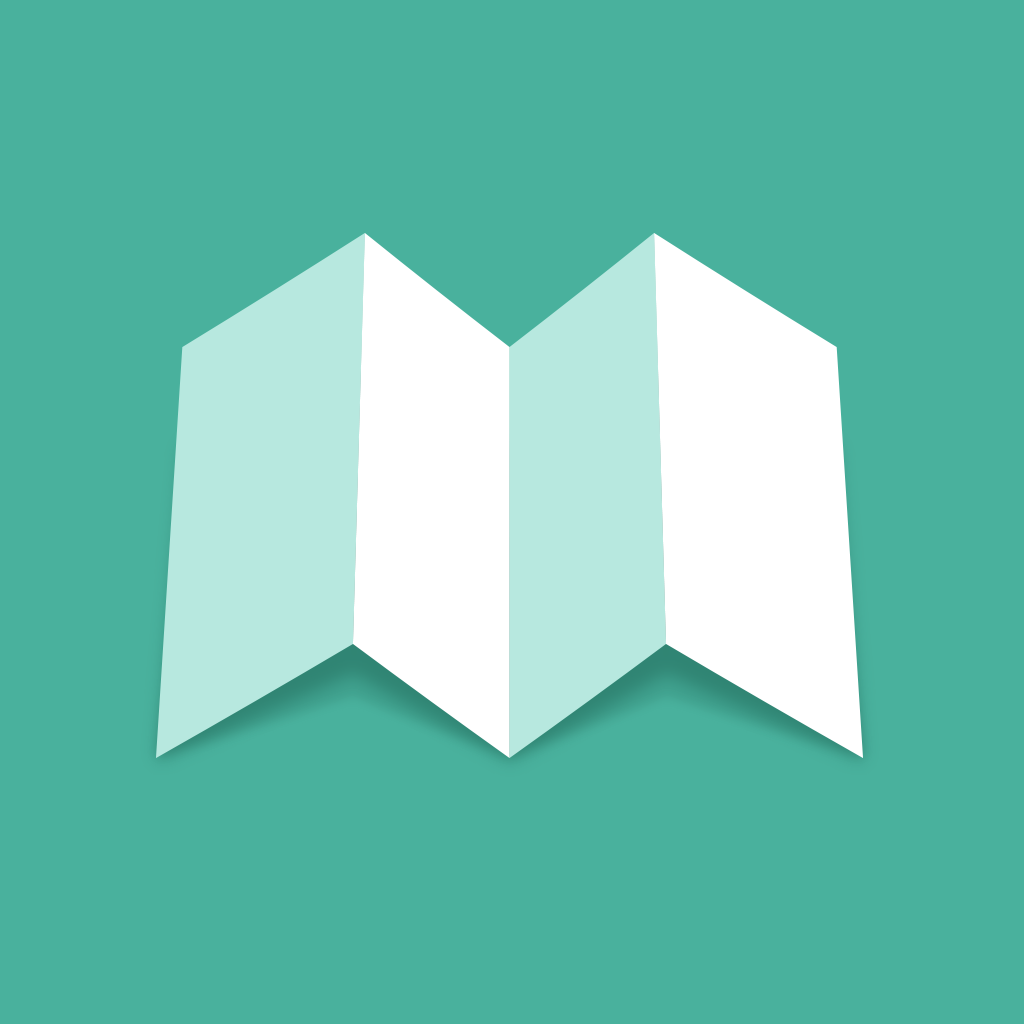 Mapkin — Maps, GPS & Personalized Navigation