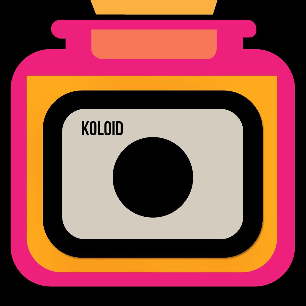 Koloid - hand developed photography