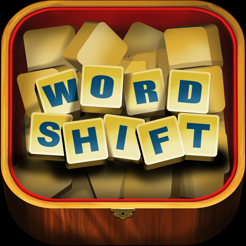 Wordshift Academy: word puzzle icon
