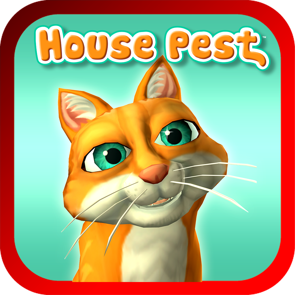 House Pest™ starring Fiasco the Cat™