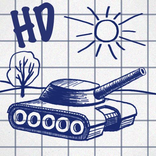 Doodle Battle City HD