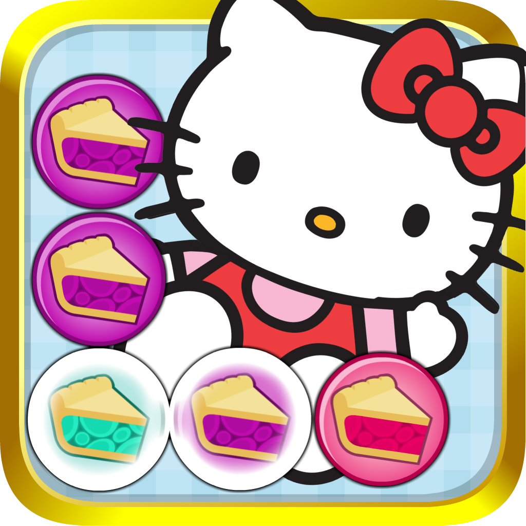 Hello Kitty Pie Match