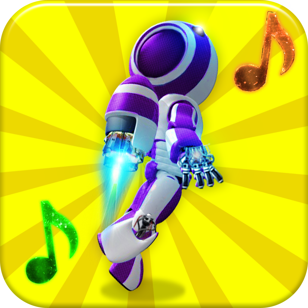 Gangnam Jetpack Fighter - Free Game! icon