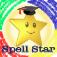 Spell Star Icon