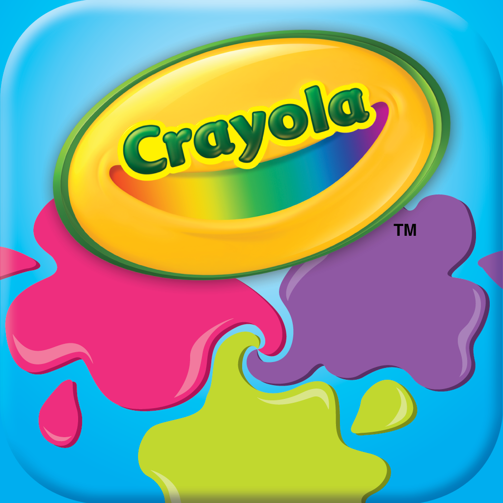 Crayola Paint & Create HD