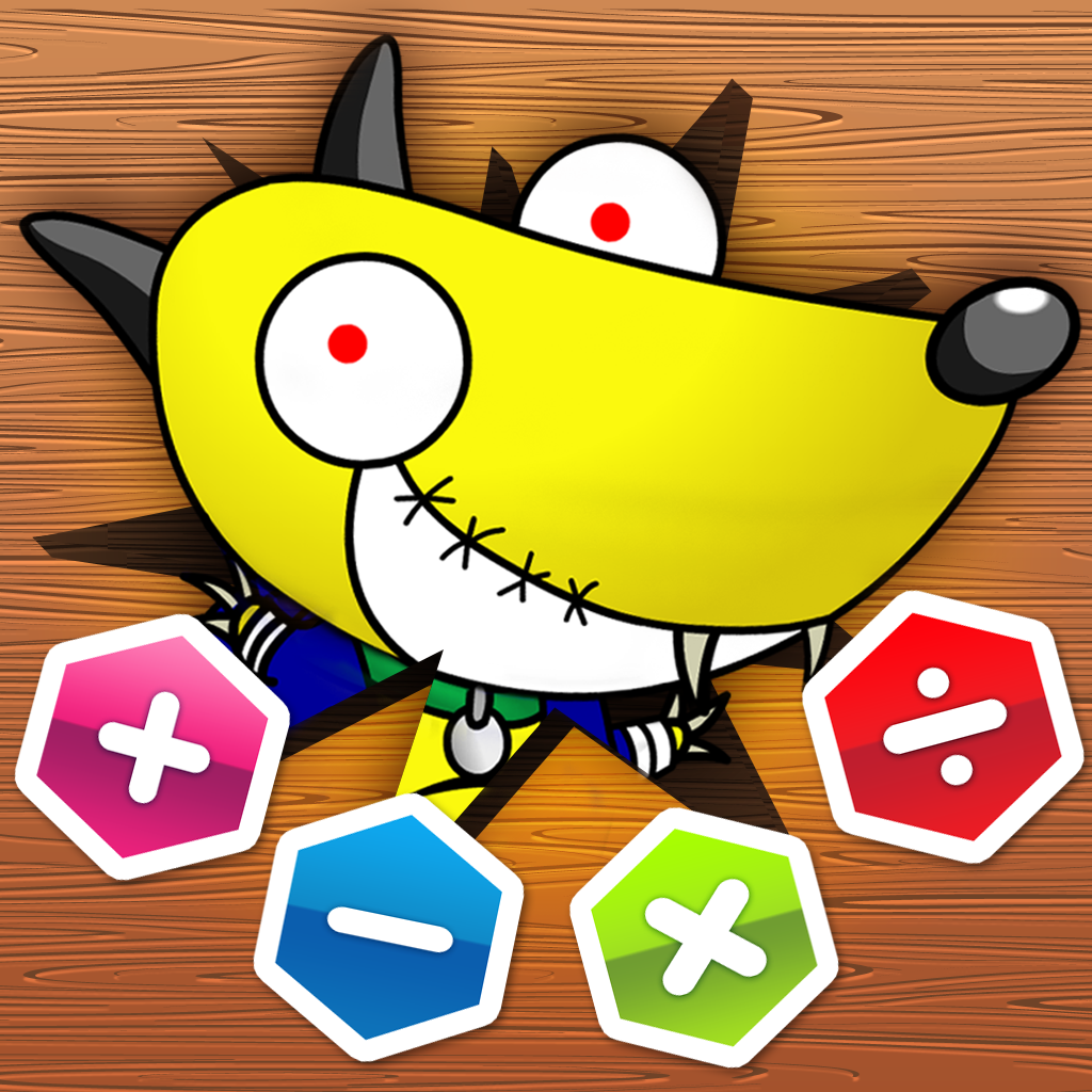 Numerosity: Play with Math! icon