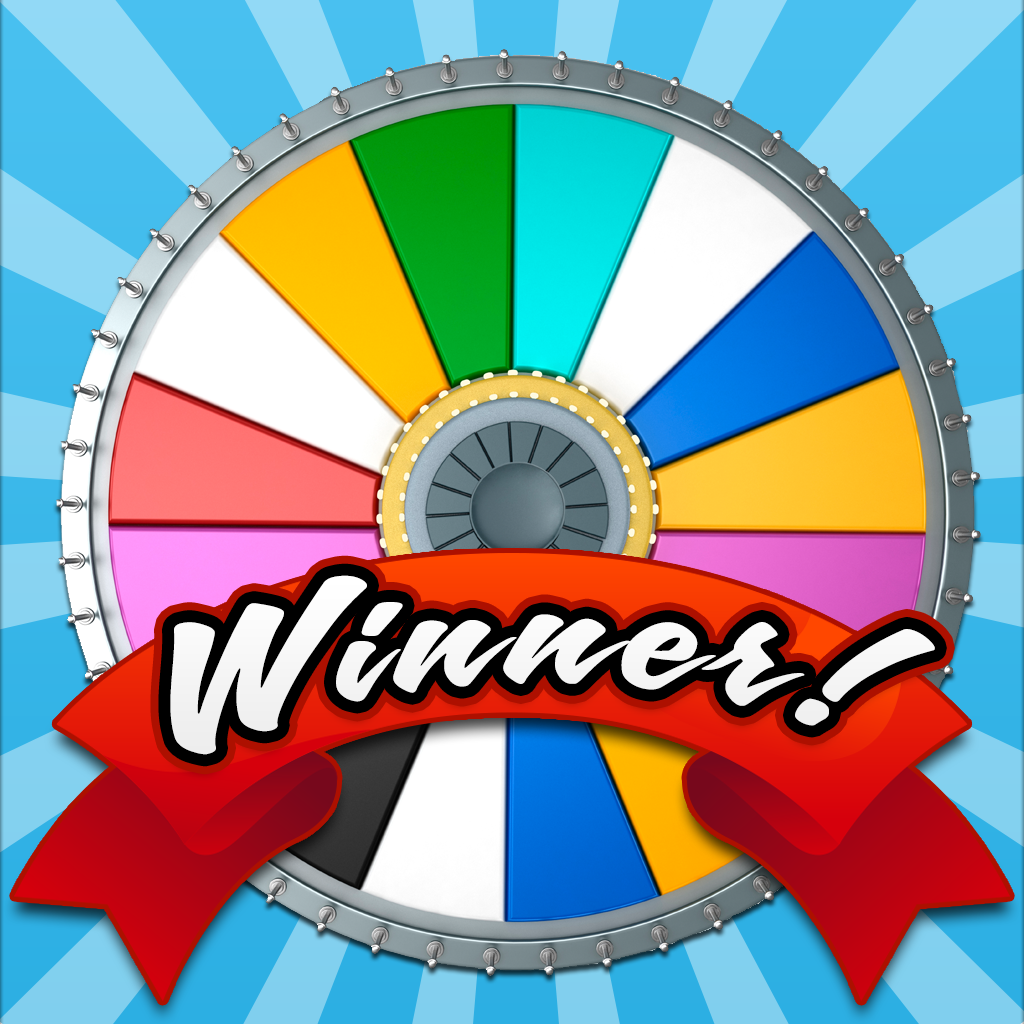 Spin Wheel For Iphone