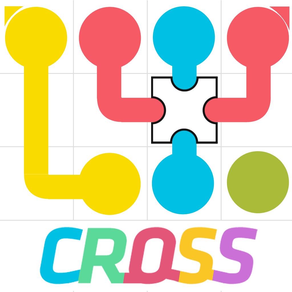 Draw Line: Cross