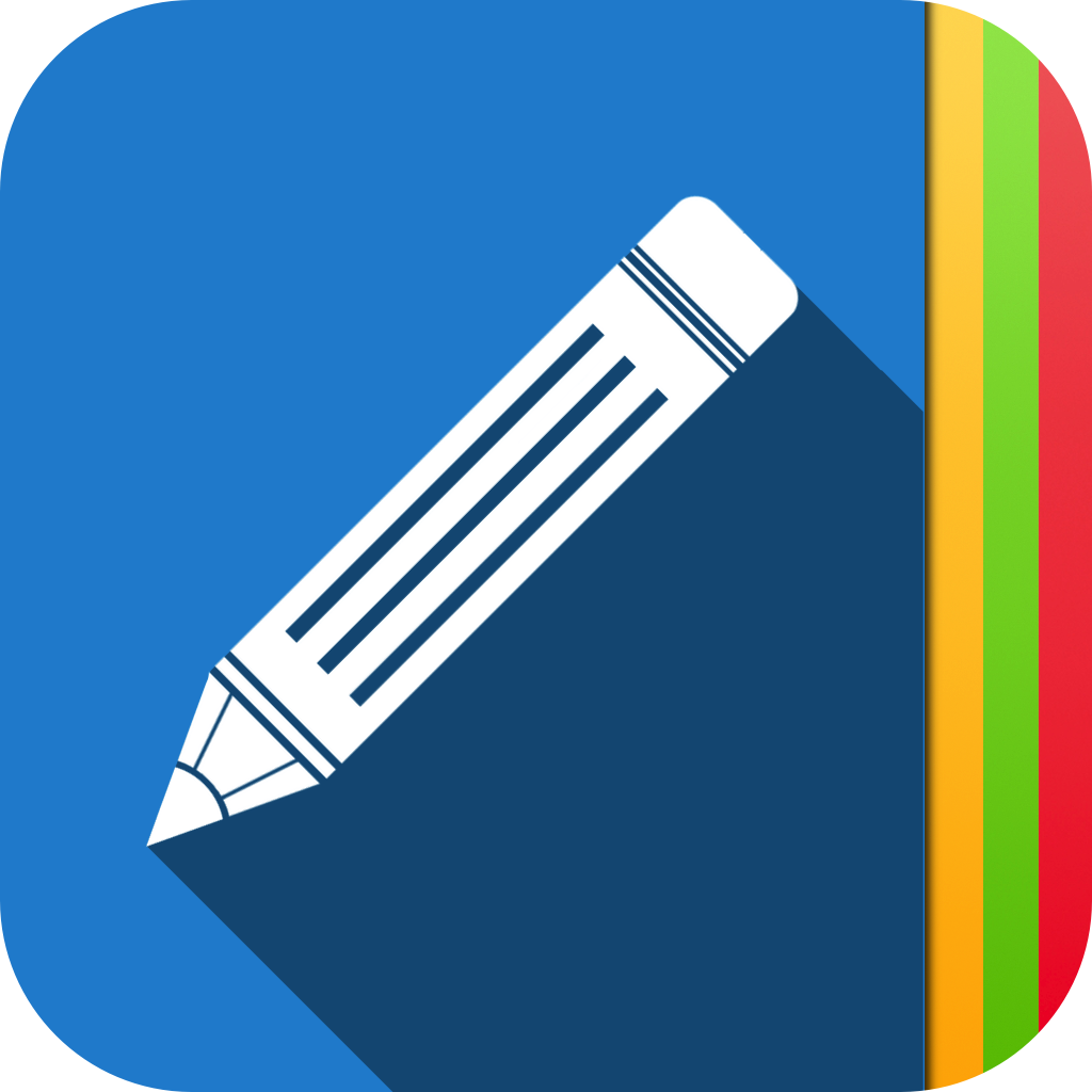 FNotes: notes with its minimalistic design, Fleksy keyboard, TextExpander and Dropbox integration