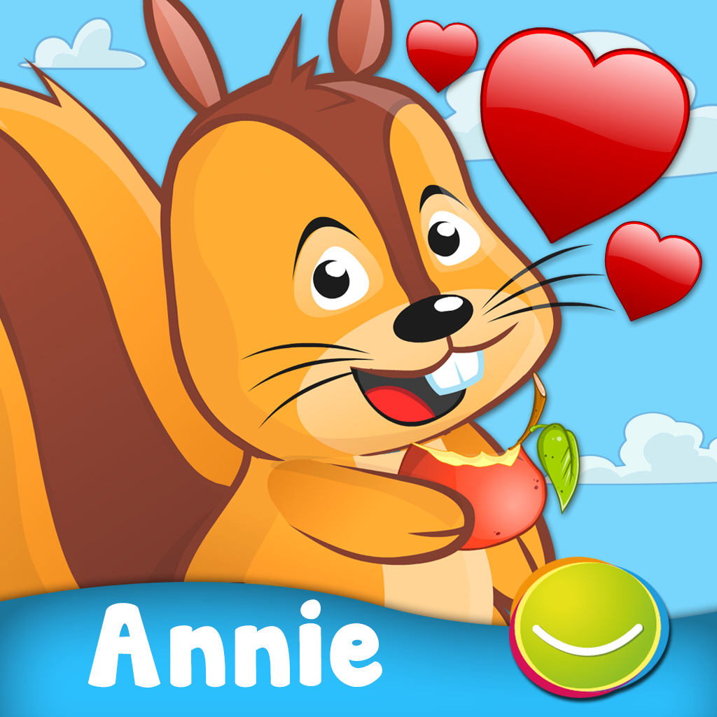 Annie's Picking Apples 2 : Learning Games