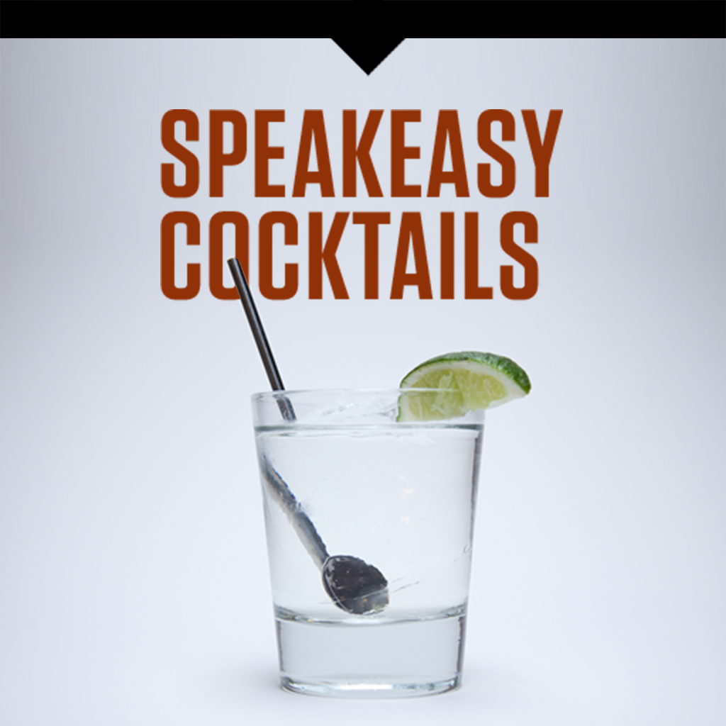 Speakeasy Cocktails: Learn from the Modern Mixologists