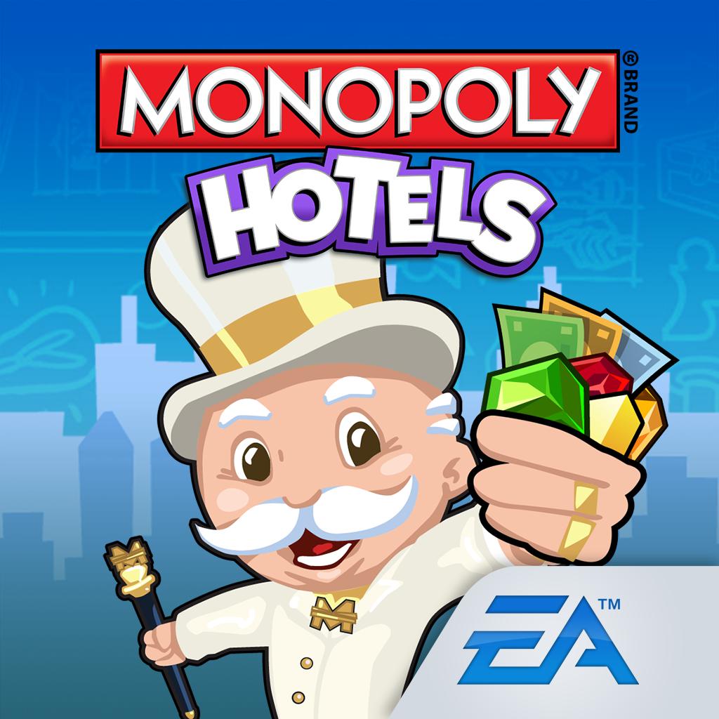 MONOPOLY Hotels MOGULS