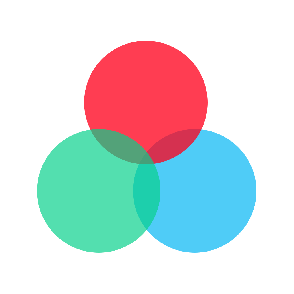 RGB dots