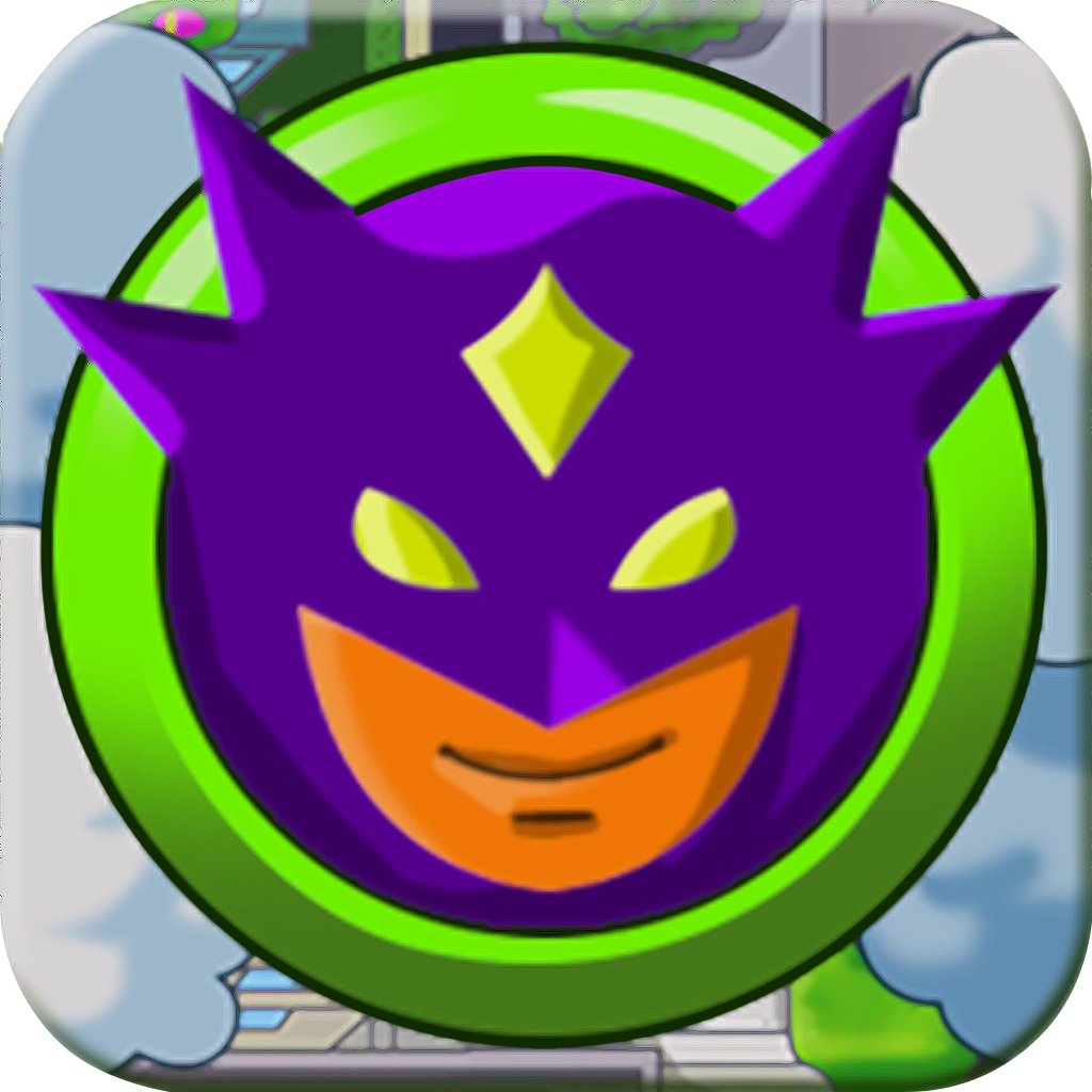Flying Menace - The Super Hero Of Monster Frontiers