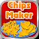 Potato Chips Maker Icon