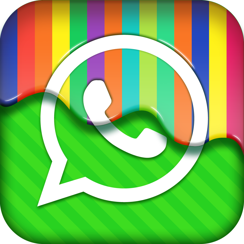 Color Text Messages for WhatsApp & Hangouts & Viber