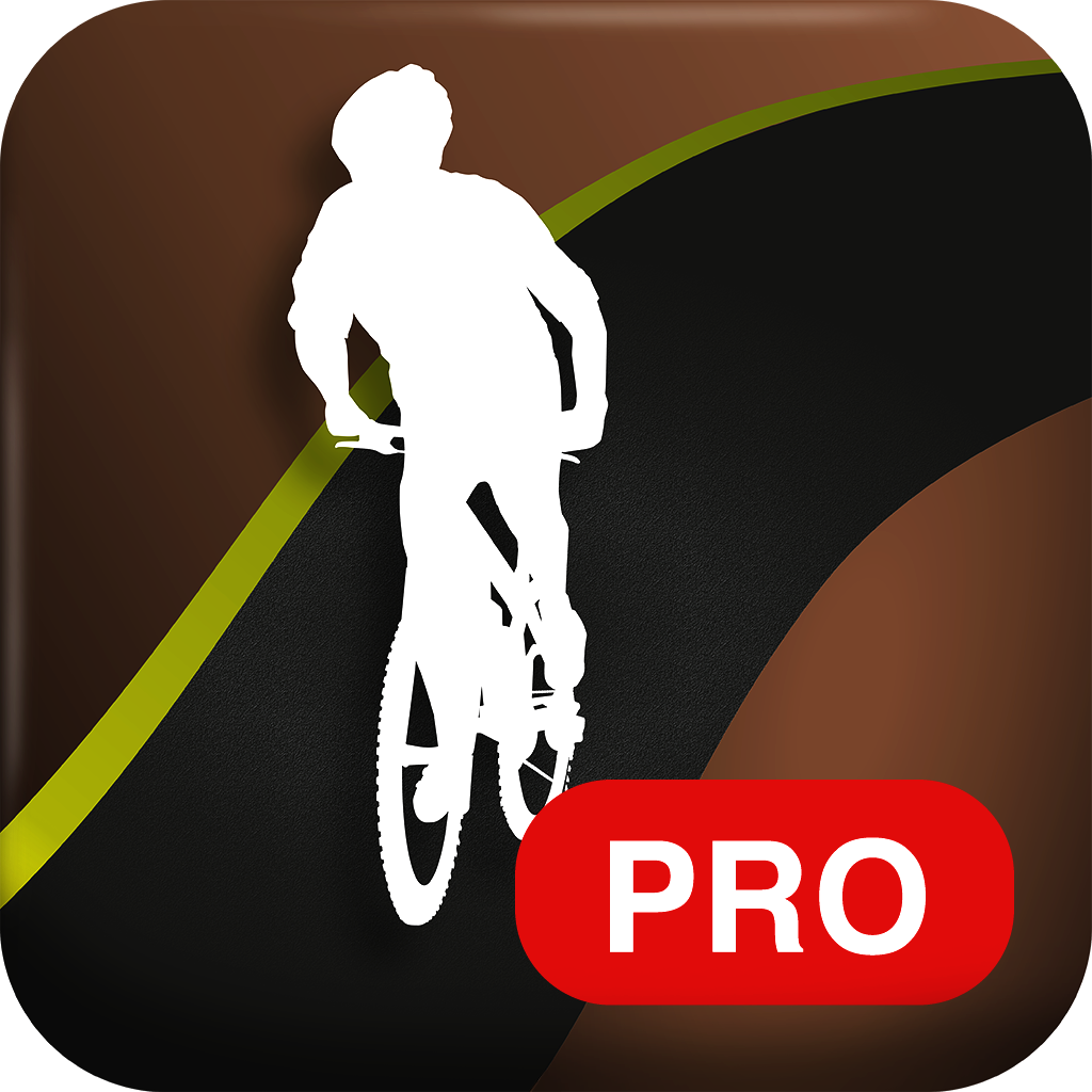 Runtastic Mountain Bike PRO GPS Cycling Computer & Tracker