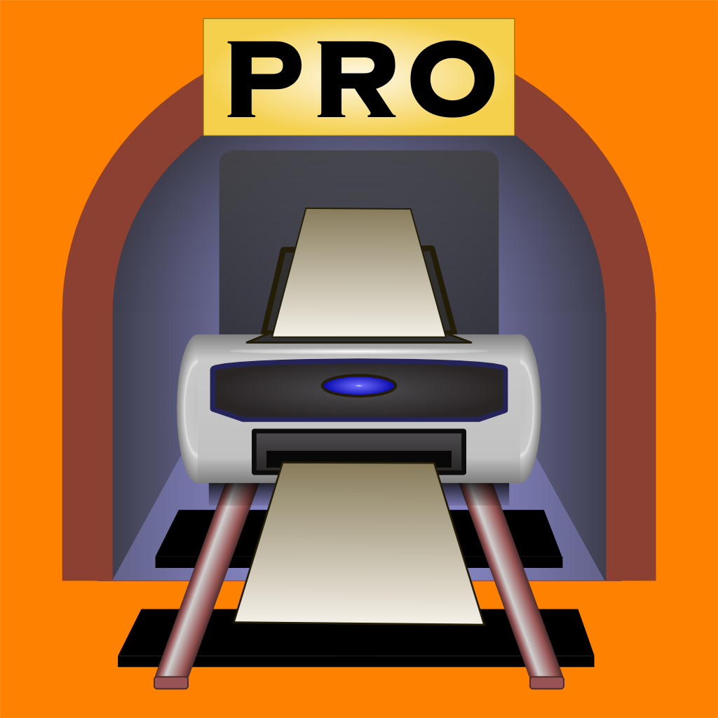 PrintCentral Pro for iPhone/iPod Touch