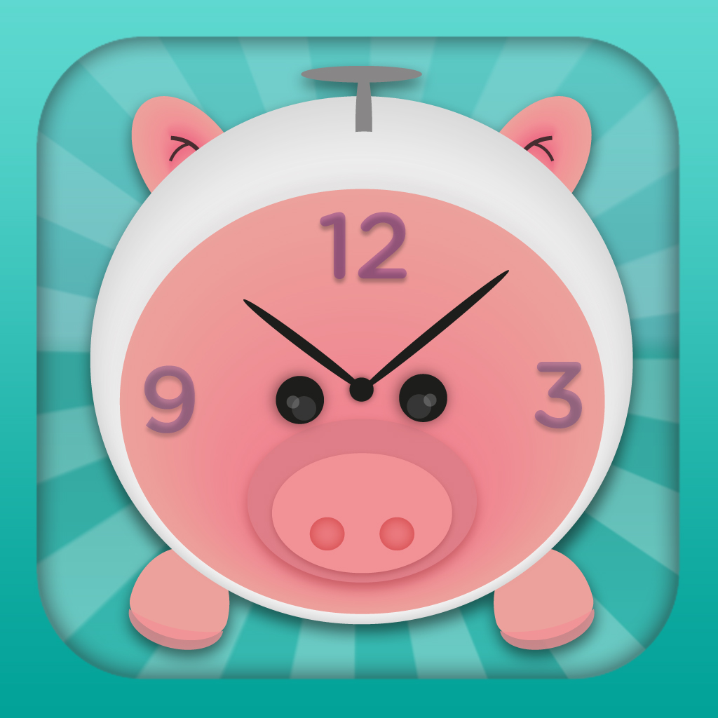 Alarm Clock, Piggy