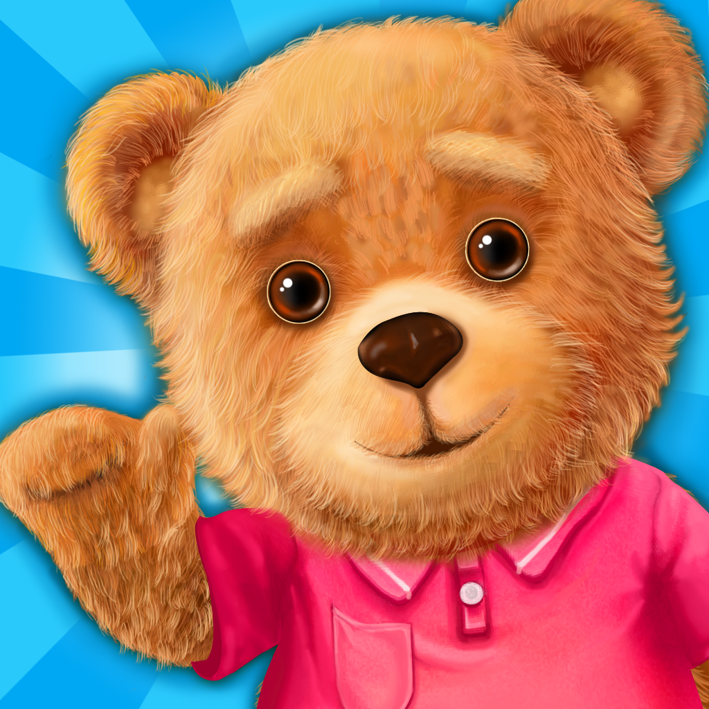 Talking Bear For Kids By Crazy Cats Inc