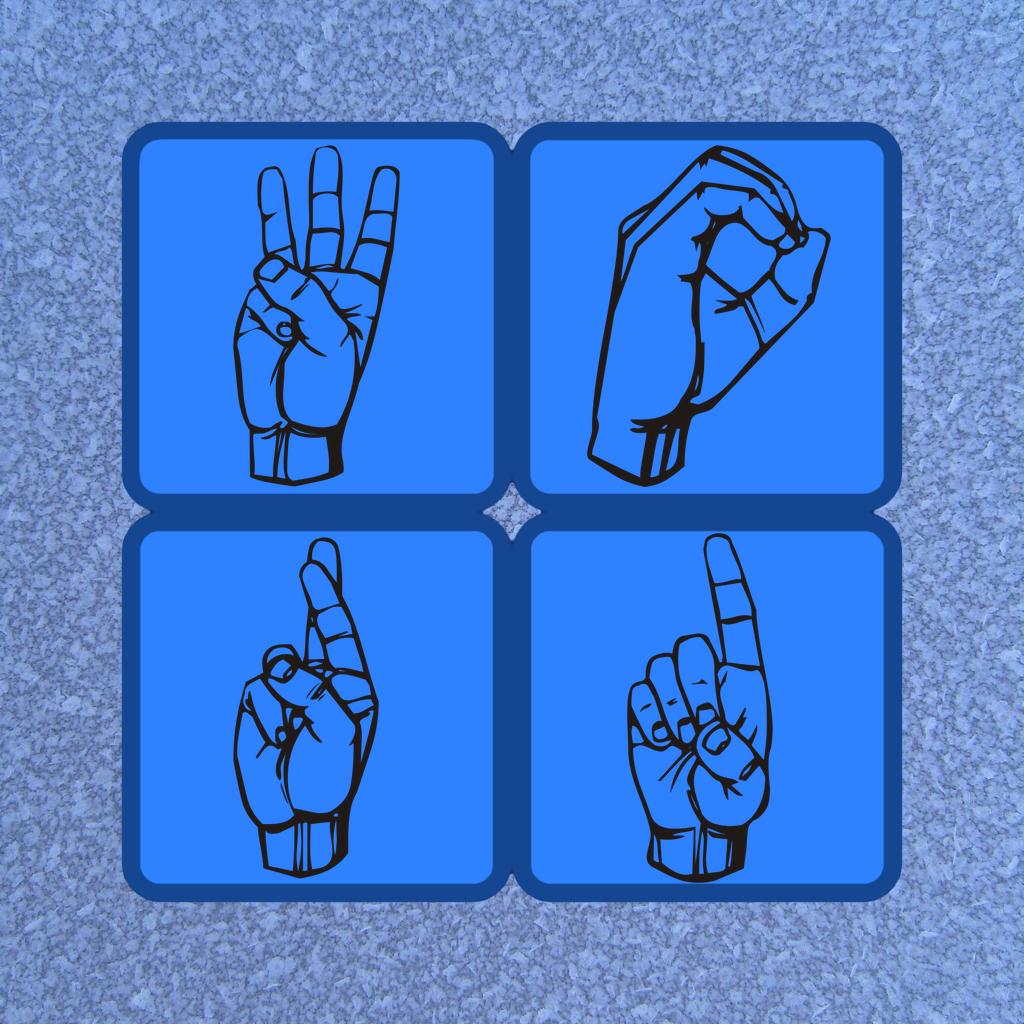ASL Word Ice
