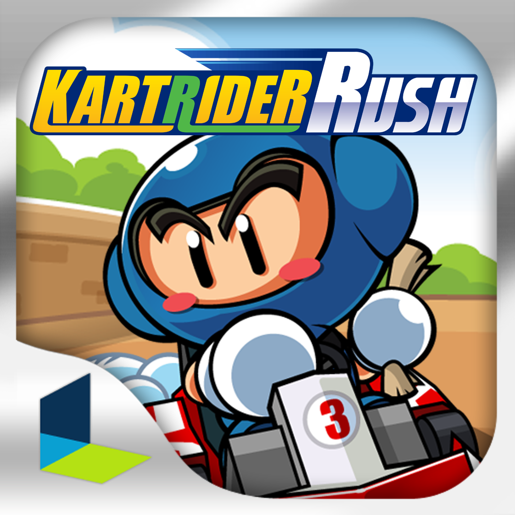 Nexon Races onto iOS in KartRider Rush