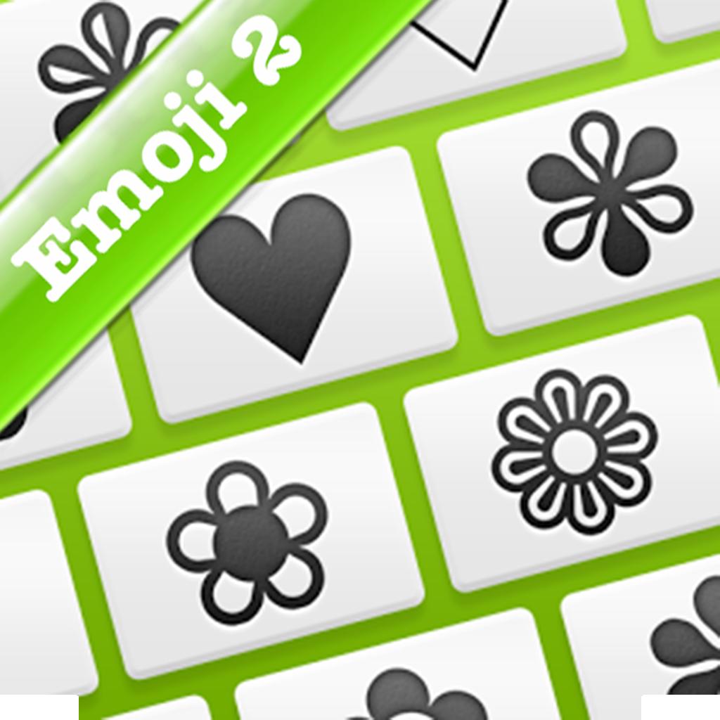 Emoji, Emoticons Art & Cool Fonts Keyboard