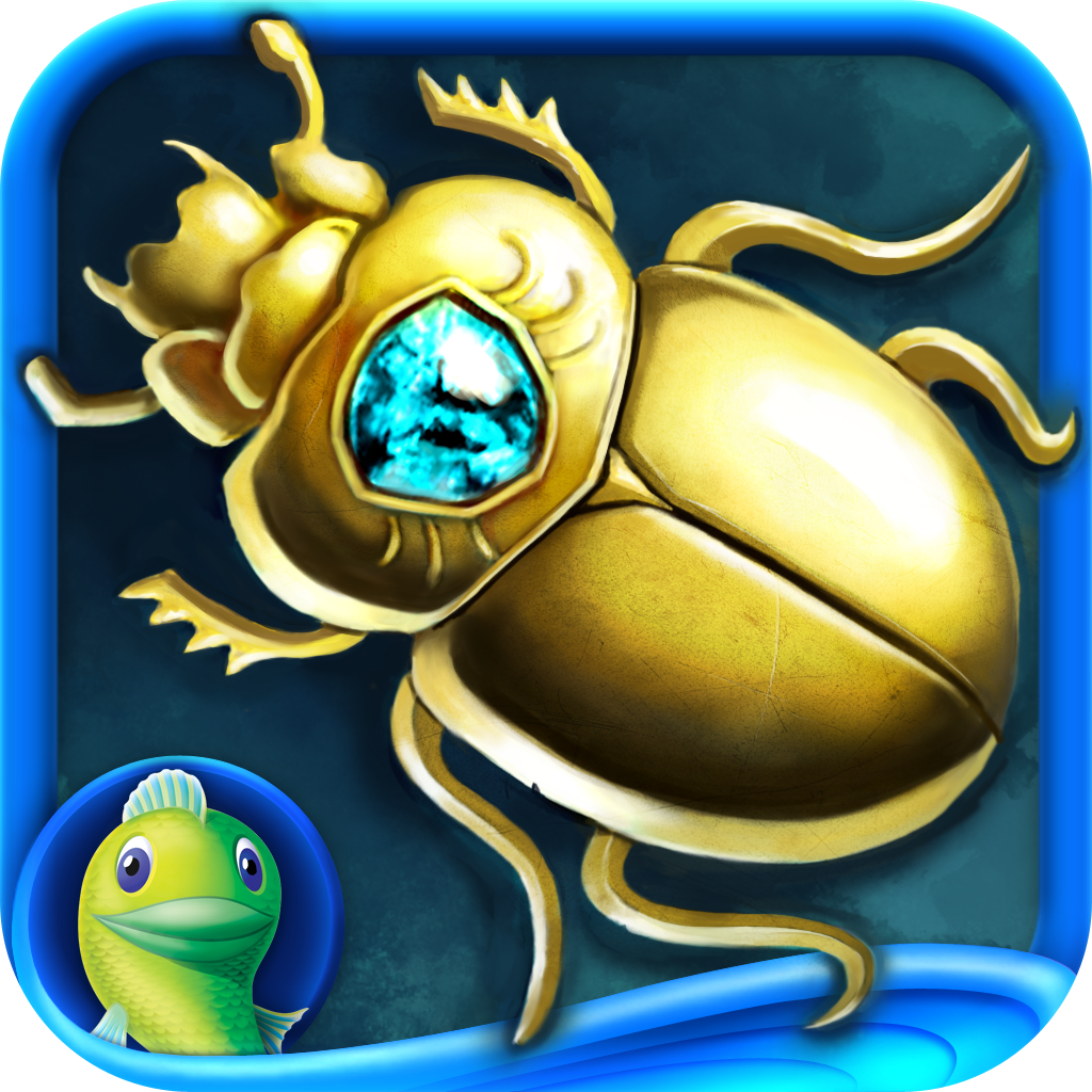 Edgar Allan Poe's The Gold Bug: Dark Tales HD - A Hidden Object Adventure