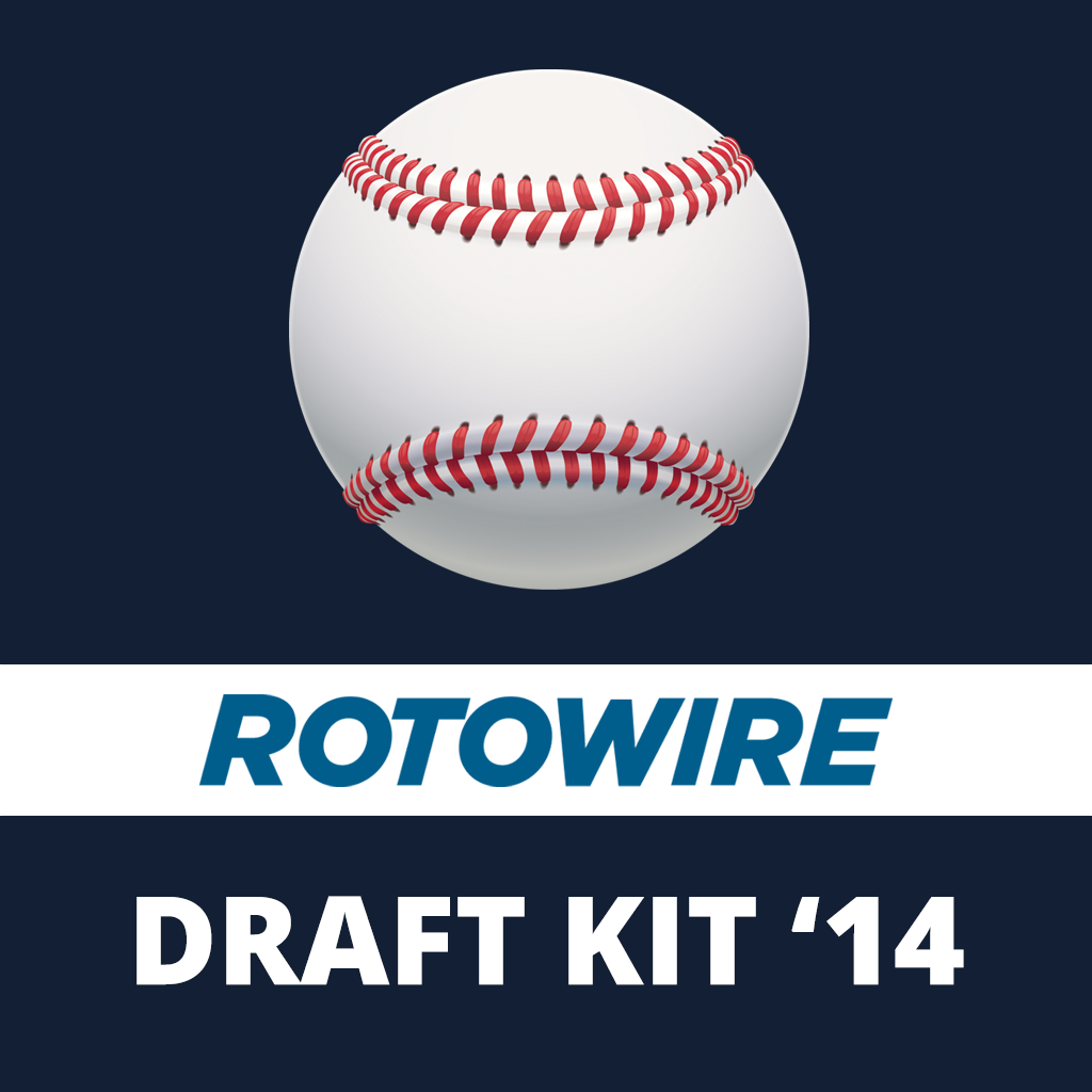 RotoWire Fantasy Baseball Draft Kit 2014 icon