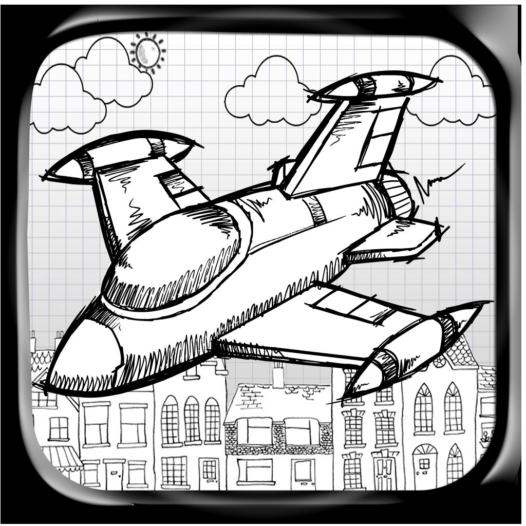 A Doodle Plane Wars - Counter Strike Wars