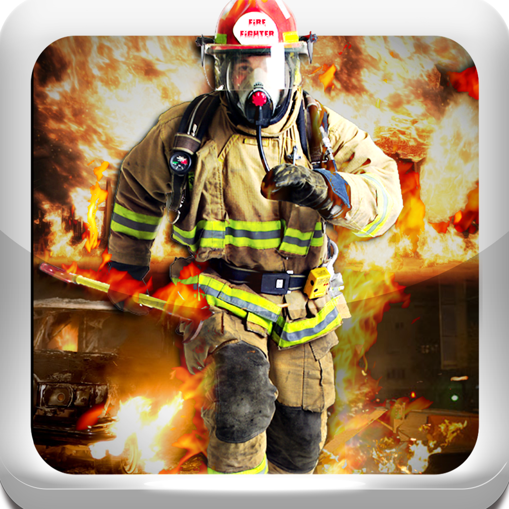 Fire Fighter Escape - Shoot and Run Free icon