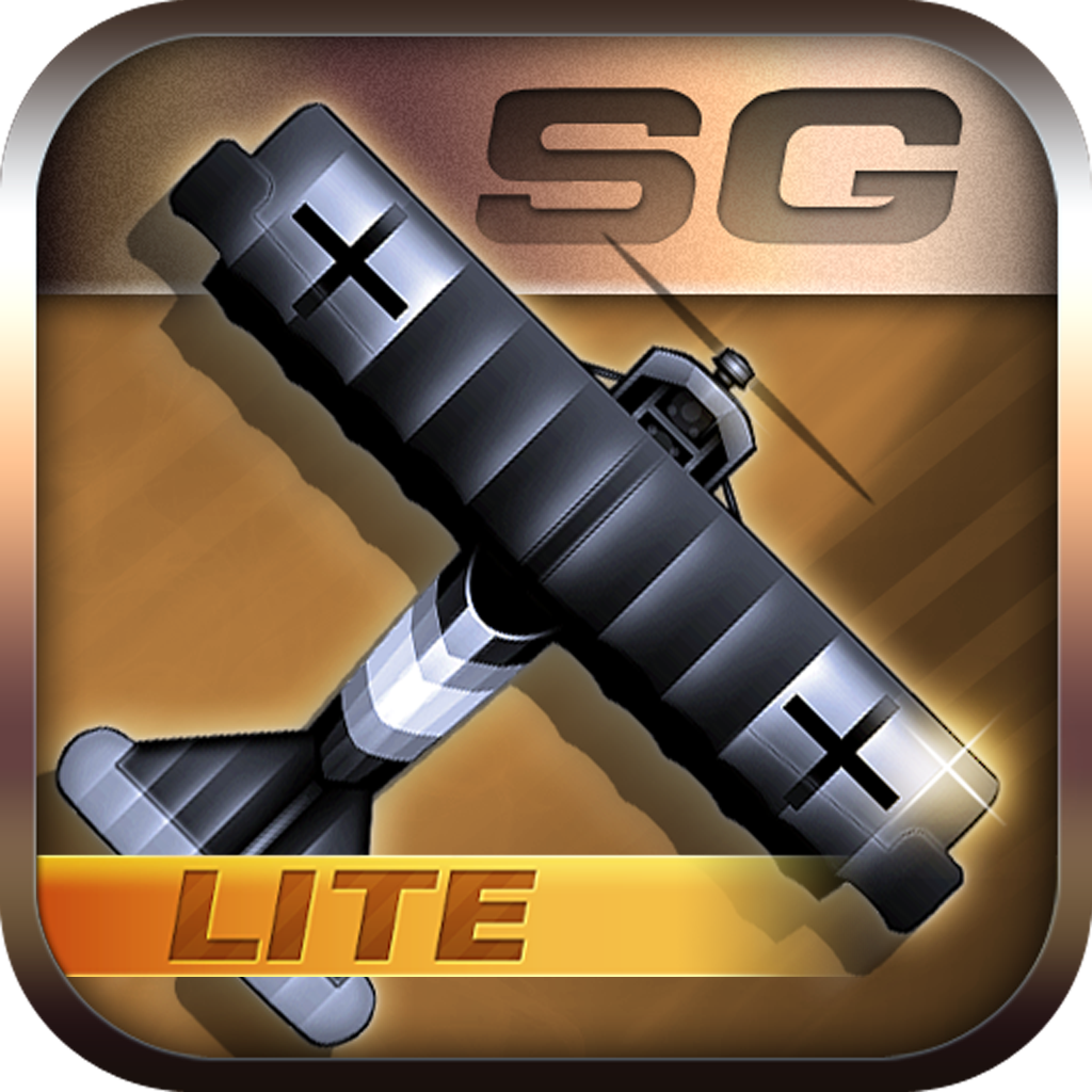 Sky Gamblers: Rise Of Glory Lite icon