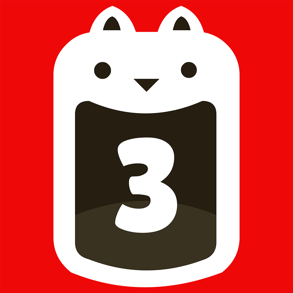 Cat Threes - match puzzle free