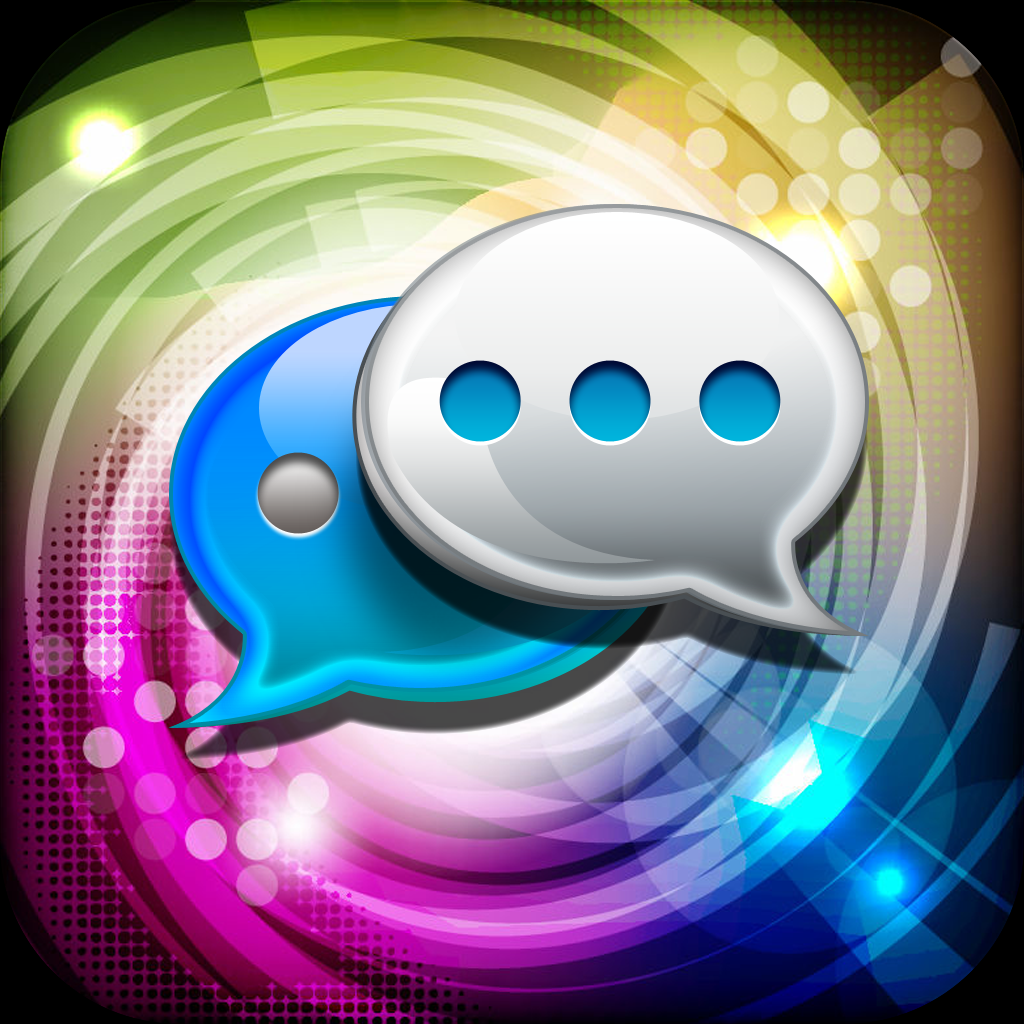 Color Text Messages+ - My Funny Custom Messenger icon