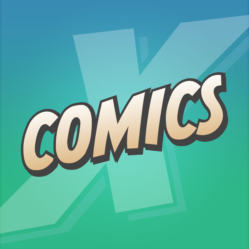 Comics Gets a New Design to Fit the iOS 7 Look