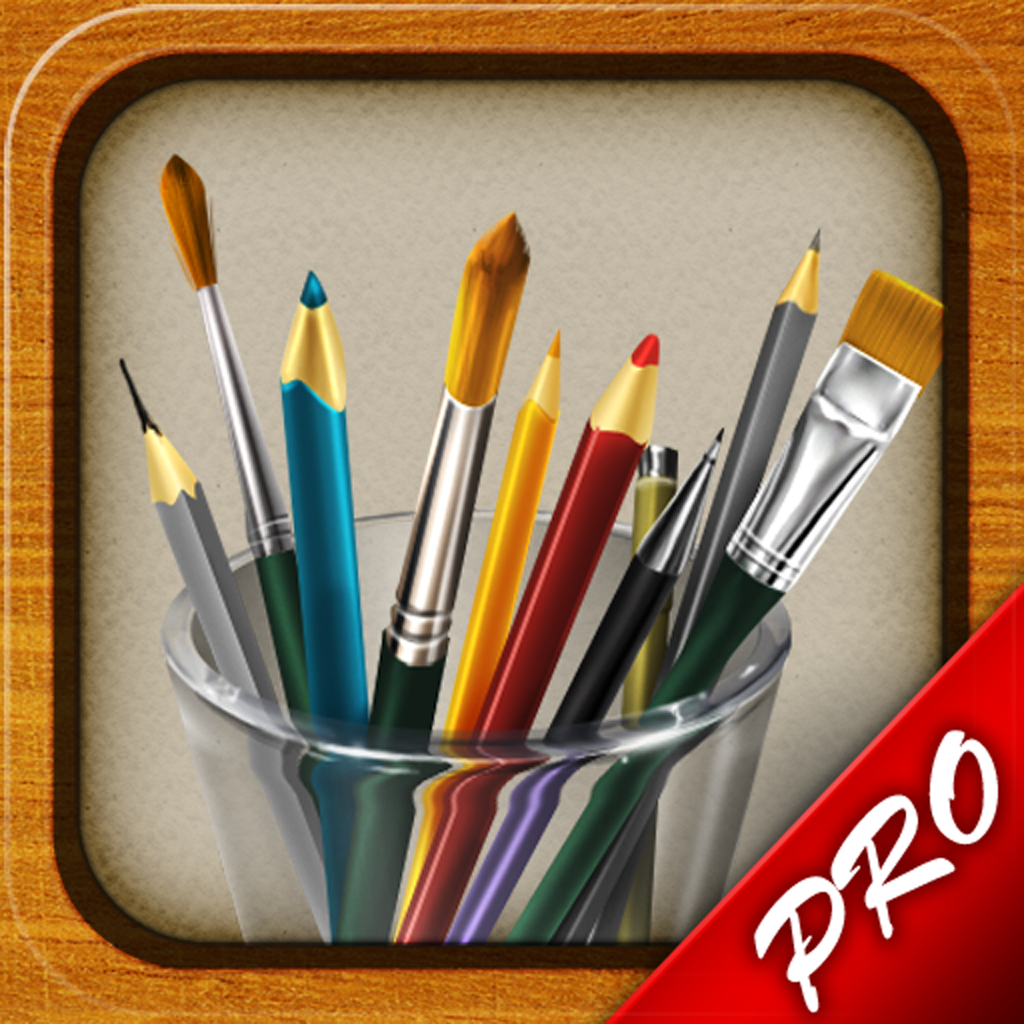 MyBrushes Pro - Sketch, Paint, Playback on Unlimited Size Canvas with Pencil, Pen Painting Brush