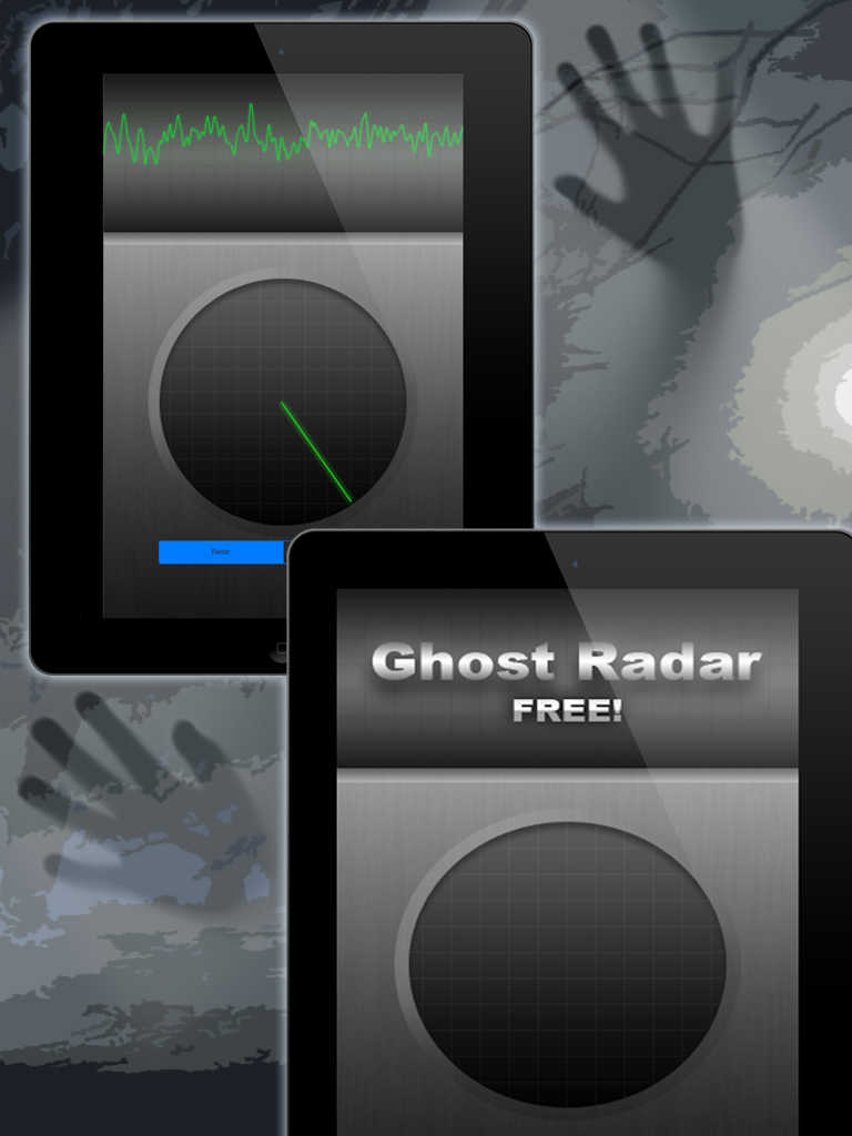 App Shopper: Phantom Radar - The Ghost Detector (Utilities)