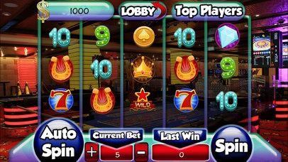 AAAA 777 Crazy Cassino Vegas Screenshot on iOS