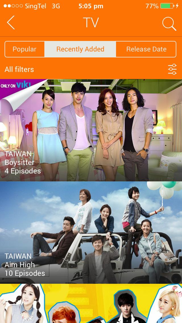 Download Viki - Watch Free TV, Movies, Korean Drama & Anime