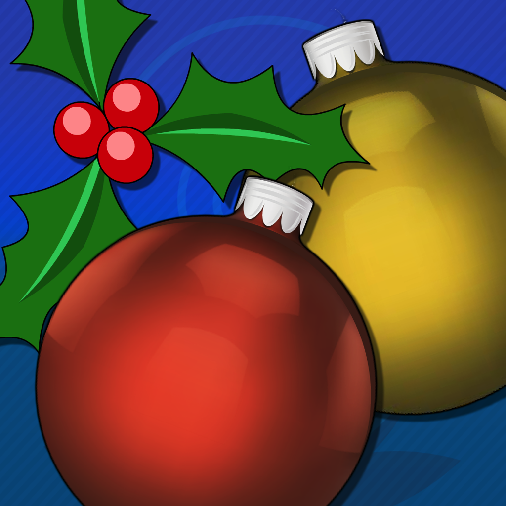 Christmas Spinner - Free Rotating Bubble-Shooter