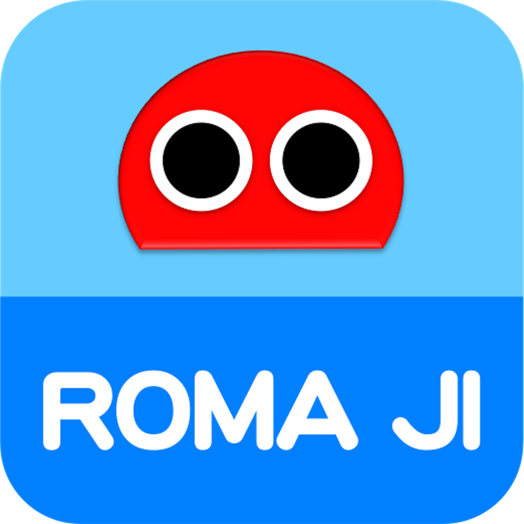 Roma-ji Robo FREE for iPad icon