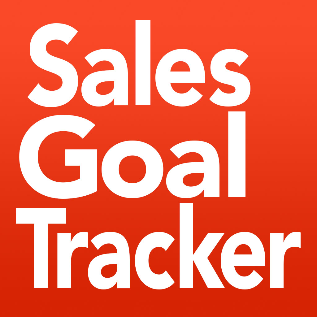 Sales Goal Tracker Pro: quickly set, track & reach your selling goals.