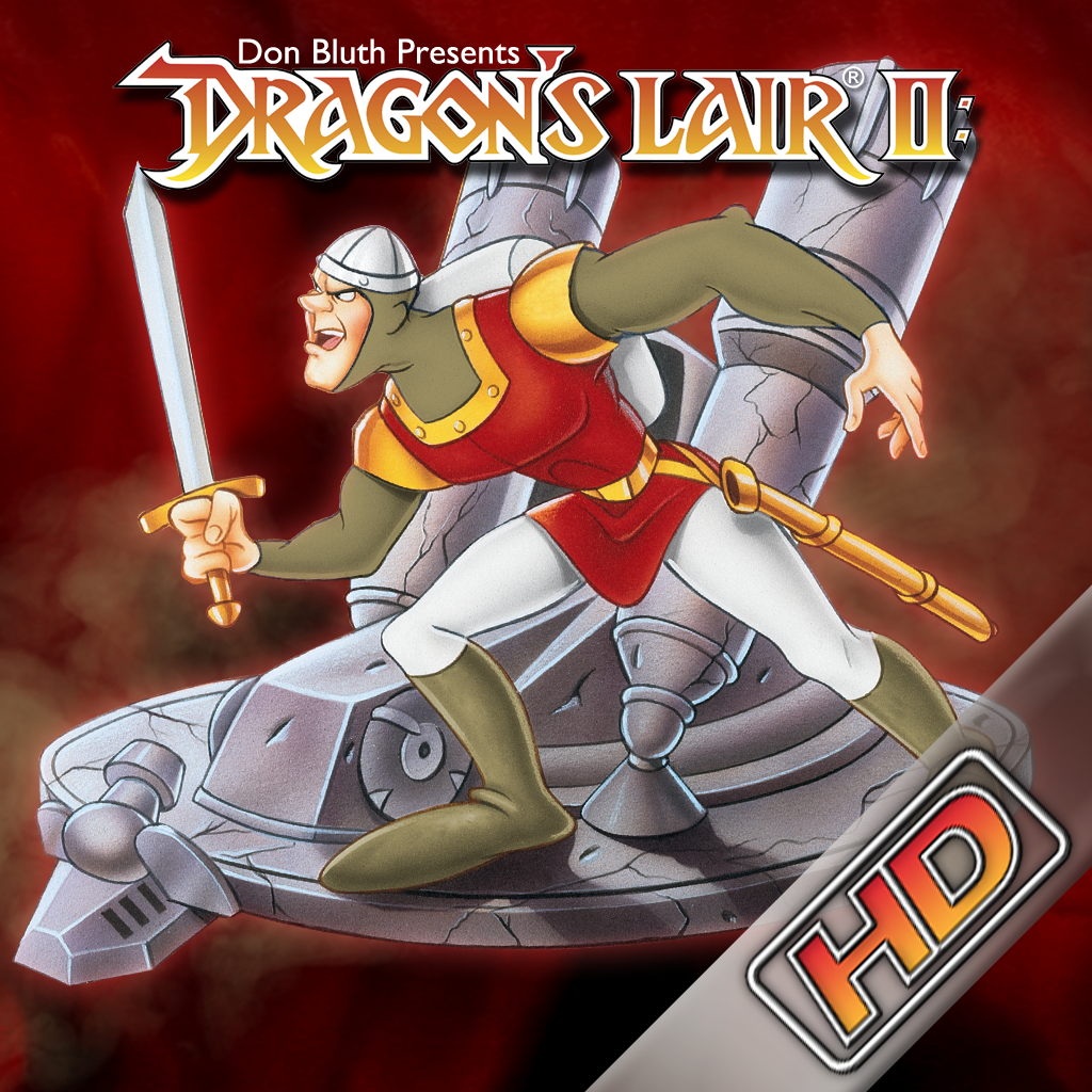 Dragon's Lair 2: Time Warp HD