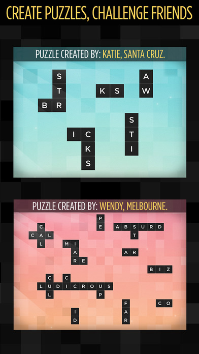 Was 0 99 Now Free Bonza Word Puzzle For Iphone And Ipad