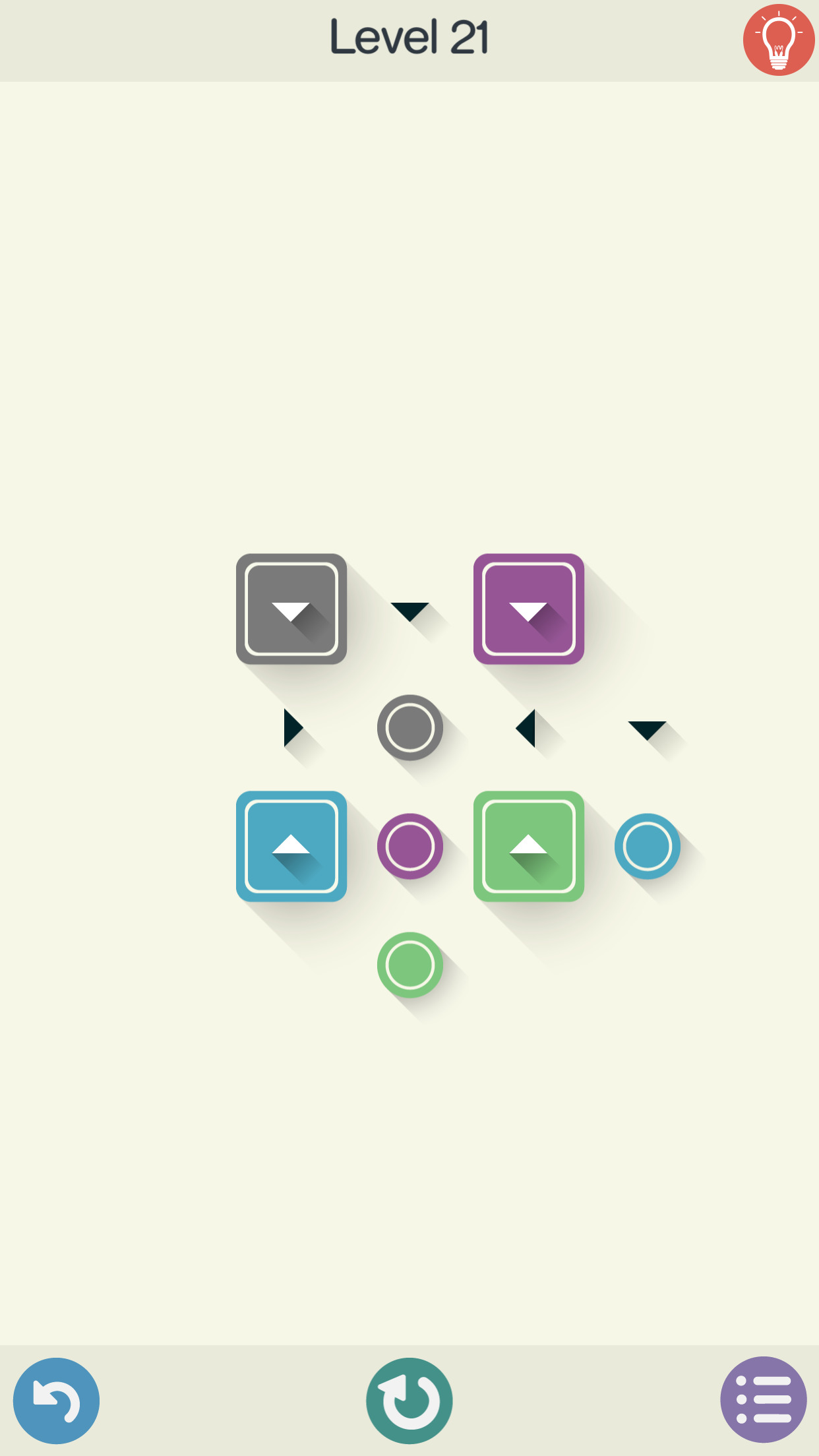 Squares: Puzzle Game screenshot-2